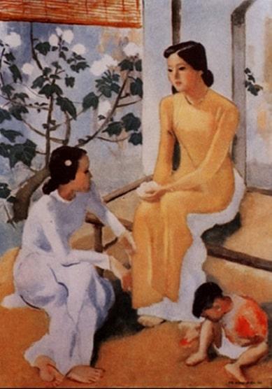 Những bức tranh nổi tiếng trong nền hội họa Việt Nam